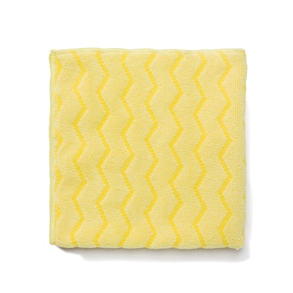 Picture of Rubbermaid Microfibre cloth, yellow