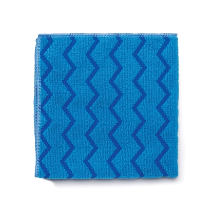 Picture of Rubbermaid Microfibre cloth, blue