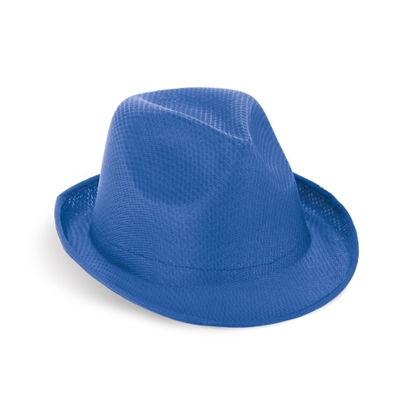 Picture of Promotional hat blue, 10 pcs.