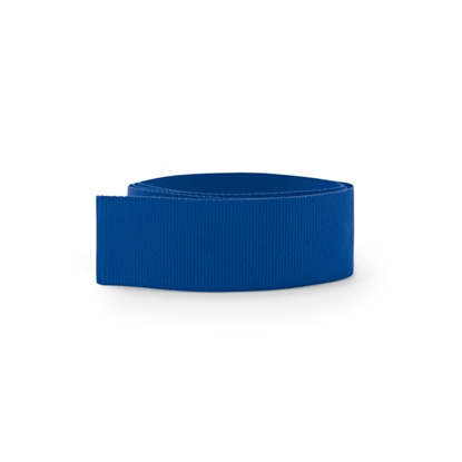 Picture of Promotional hat band blue, 10 pcs.