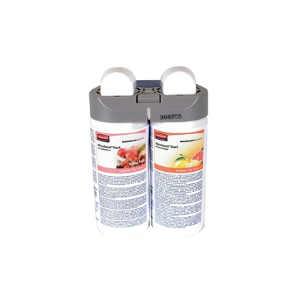 Picture of Rubbermaid Microburst Duet Air freshener citrus fruit, 242 ml