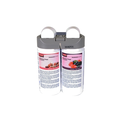 Picture of Rubbermaid Microburst Duet Air freshener fruit, 242 ml