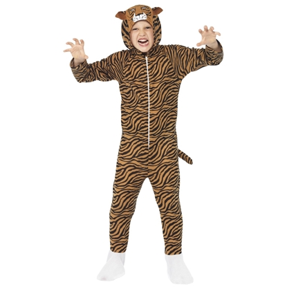 Picture of Tiger costume, size L