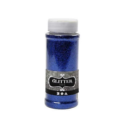 Picture of Glitter, 110 g, blue