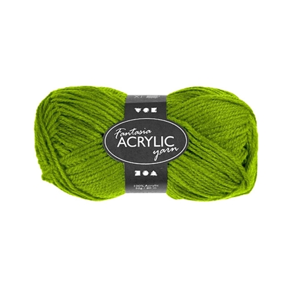 Picture of Yarn, 50 g, green