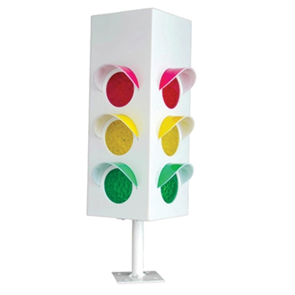 Picture of Demonstration traffic light sd-02 for classrooms