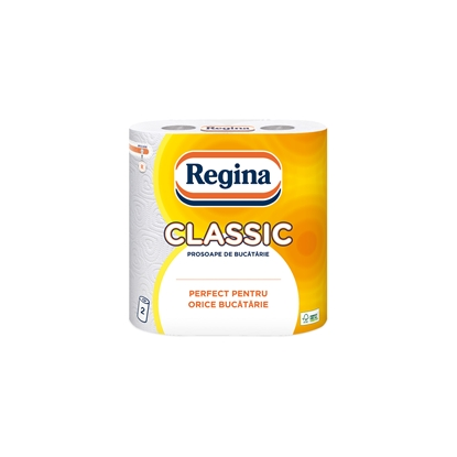 Picture of Regina Classic Kitchen roll, two-ply, cellulose, 2 pcs.