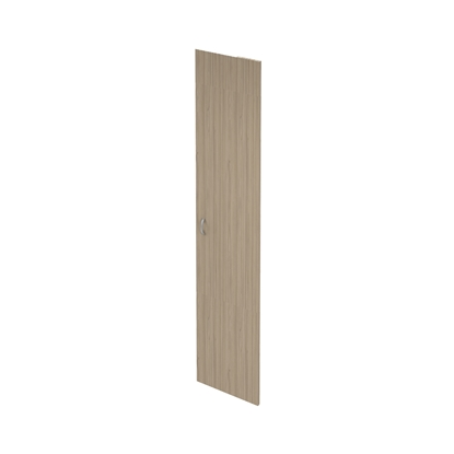 Picture of V1 Wooden Rack Door, 200 cm high, ash, 1 pcs.