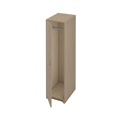 Picture of G2 Wardrobe, 42 x 58 x 162 cm, ash