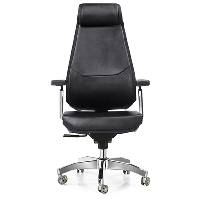 Picture of RFG Managers chair Glory HB, ecoleather, black