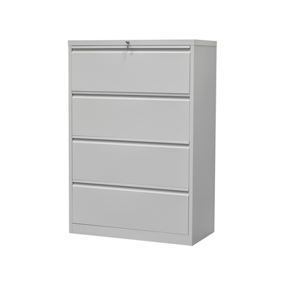 Picture of RGF Kardex Cabinet, 2 x4 drawers, 90 x 45 x 132 cm, metal