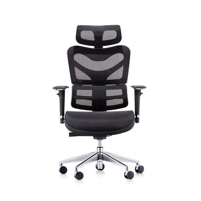 Picture of RFG TECH@MAX Ergonomic Chair, black