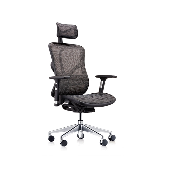 Picture of RFG TECH@STYLE Ergonomic Chair, black