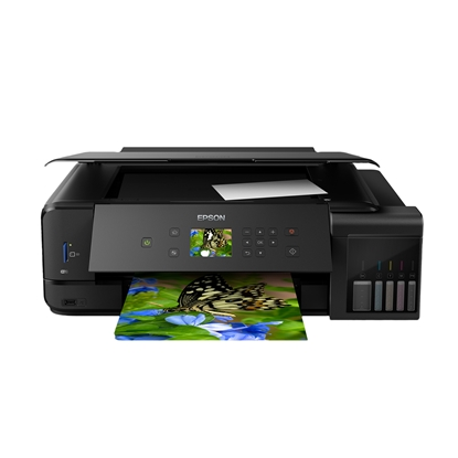 Picture of Epson L7180 EcoTank Inkjet printer 3 in 1, colour, А4, Wi-Fi