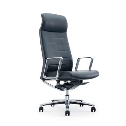 Picture of RFG Lider HB Director s Chair, eco-leather, black seat , black back