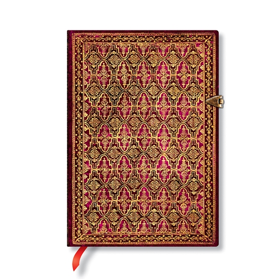 Picture of Paperblanks book Alluvium, 120 sheets, 130 x 180 mm, 120 g, with metal hasp