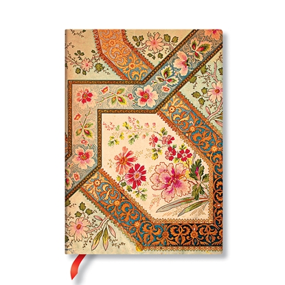 Picture of Paperblanks book Filigree Floral, 88 sheets, 130 x 180 mm, 100 g