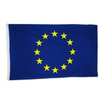 Picture of European Union flag, 120 x 70 cm