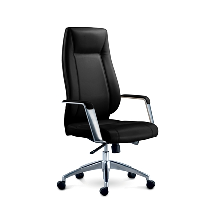 Picture of RFG Vinci HB Director s Chair, eco-leather, black