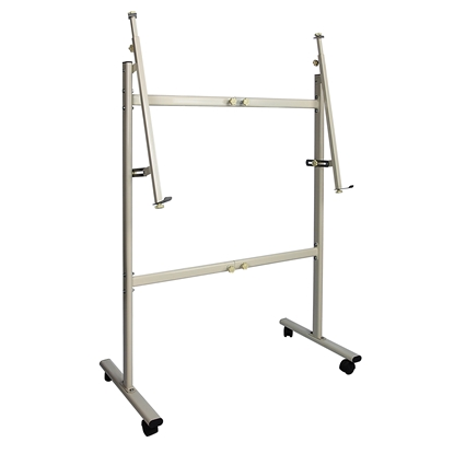 Picture of Top Office Mobile stand, for whiteboards, from 90 up to 240 cm, on wheels