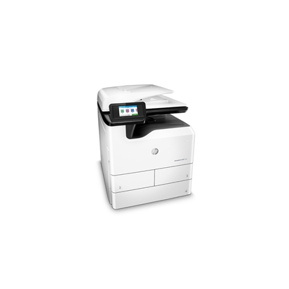 Picture of HP ink multifunctional device 4 in a 1 PageWide Pro MFP 777z, colored