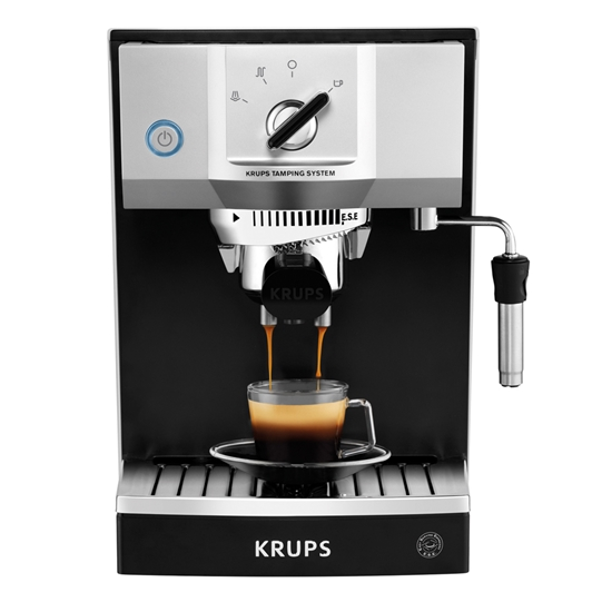 Picture of Krups XP562030 Coffee Machine, Тhermoblock, 1450 W