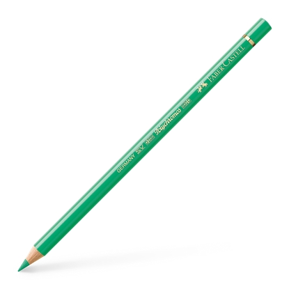 Picture of Faber-Castell Colourful Pencil Polychromos, № 162, light Phtalene green