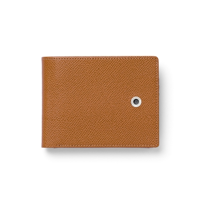 Picture of Graf von Faber-Castell wallet Epsom, mens, leather, cognac