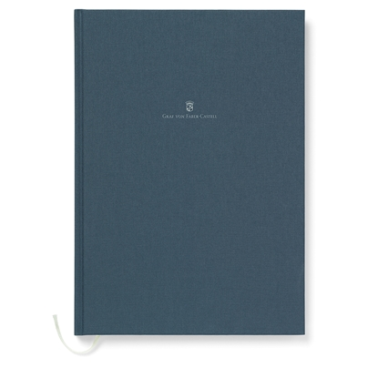 Picture of Graf von Faber-Castell Notepad, А4, 80 sheets, blue