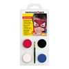 Picture of Eberhard Faber face paints Spiderman, 4 colors