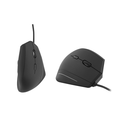 Picture of TnB Mouse, vertical, ergonomic