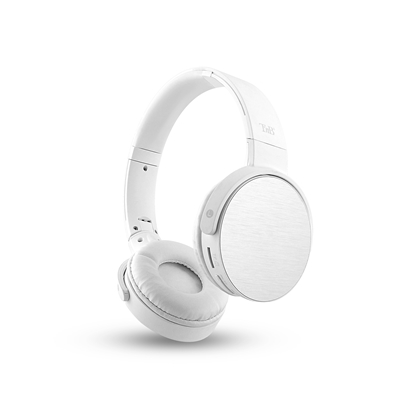 Picture of TnB Shine 2 Headphones with Bluetooth, 4 in 1, white