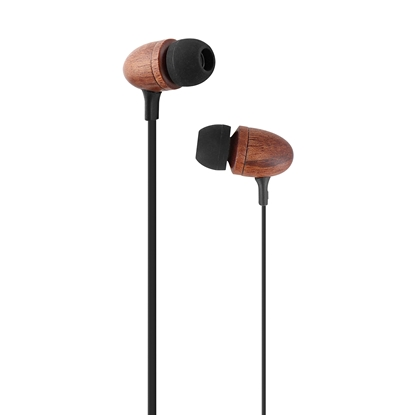 Picture of TnB Feelings Headphones with plugs, wood