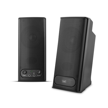 Picture of TnB Dust Speakers, black