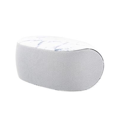 Picture of TnB Art Marbre Speaker with Bluetooth, 5 W, white