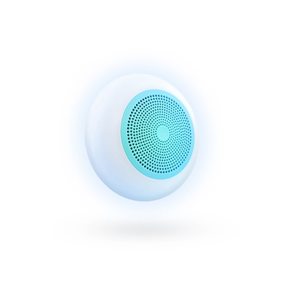 Picture of TnB Lumi Speaker with Bluetooth, 3 W, blue