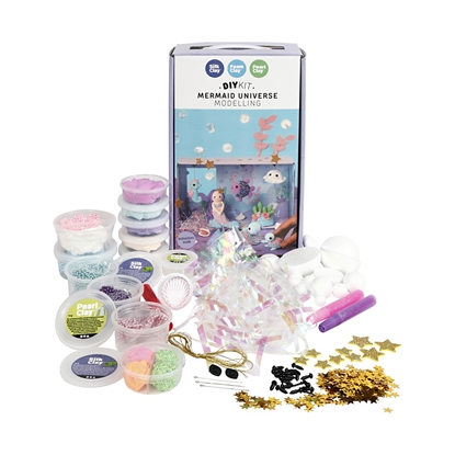 Picture of Do It Yourself Modeling set, mermaids
