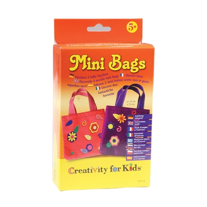 Picture of Faber-Castell set Creativity for Kids, mini bag