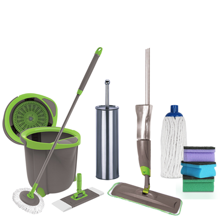 Picture for category Cleaning products and consumables