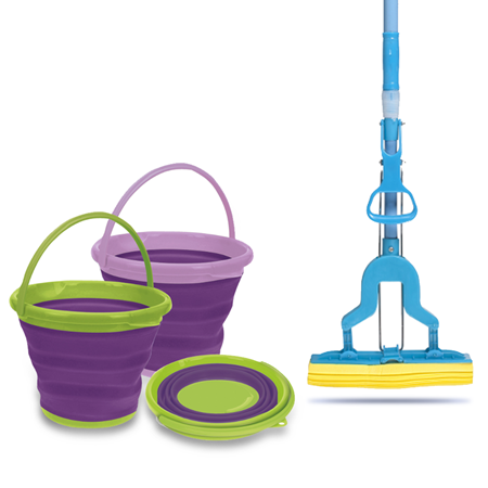 Picture for category Mops, buckets and carts