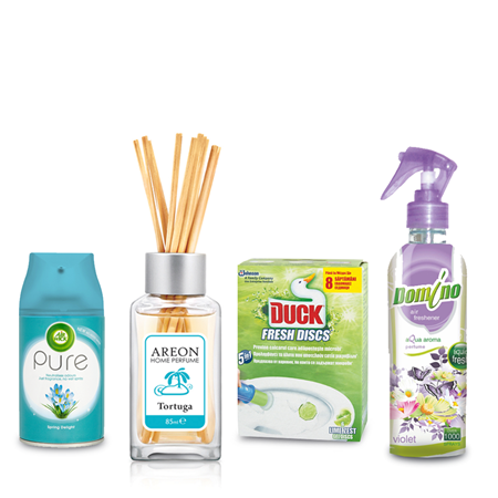 Picture for category Air freshners and despensers