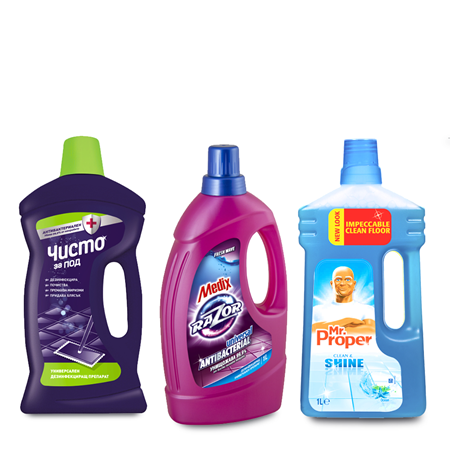 Picture for category Floor cleaning detergents