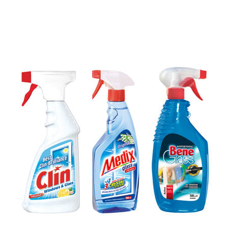 Picture for category Glass detergents