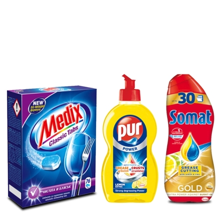 Picture for category Hand dishwashing detergents