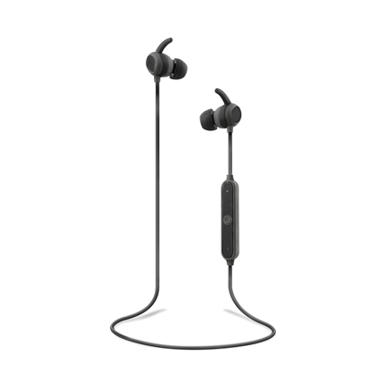 Picture of TnB Be Color Headphones with Bluetooth, with plugs, black