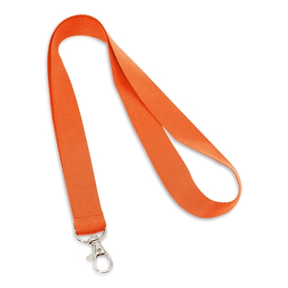 Picture of Hi!dea Badge string V2, orange, 50 pcs