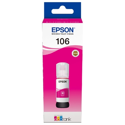 Picture of Epson 106 Ecotank L7180/L7160 Ink, magenta, 5000 pages/5%