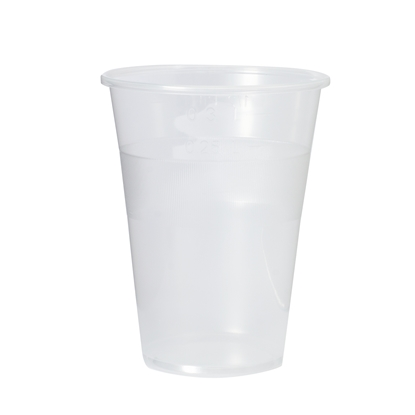 Picture of Plastic cups, 350 ml, 50 pcs