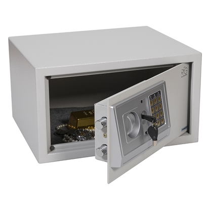 Picture of RFG EA23 Safe with digital code, fire-proof, 40.5 x 33.5 x 22.9 cm