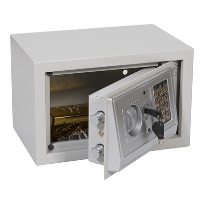 Picture of RFG EA20 Safe with digital code, fire-proof, 31 x 20 x 20 cm